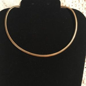 Jewelry - Gold Filled Choker Necklace